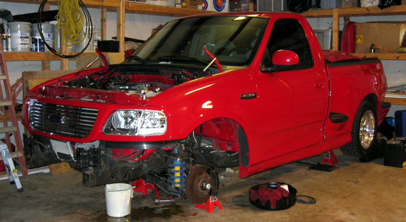 32v twin turbo 5 4l project pics and commentary f150online forums